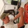 Som sagt Lars elsker jordbærkage